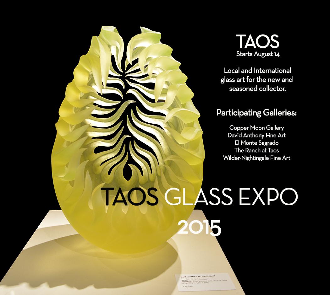 Taos Glass Expo 2015