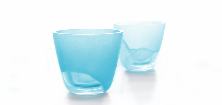 Vuoksi drinking glass will be exhibited in Frankfurt design fair 2016.